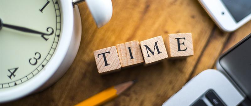 時間管理のイメージ